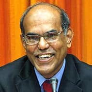 Inflation still way above threshold level, says Subbarao
