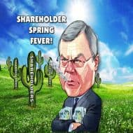 Shareholder Spring Gives UK Bosses Hay Fever!