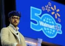 WAL-MART's 50TH