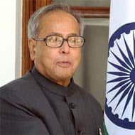 Pranab promises to protect 'values of office of President'