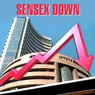 Sensex closes 110 pts lower on monsoon worries; IT tanks