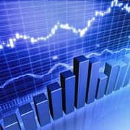 Sensex, Nifty flat; Rupee rises to 54.80/$