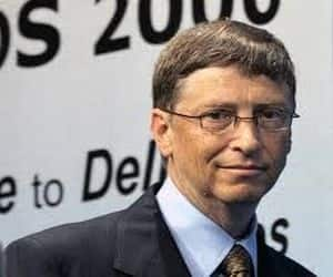 #4  Bill Gates  Co-Chair, Bill & Melinda Gates Foundation  Age: 57  Source of Wealth: Microsoft, self-made  Country of Citizenship: United States  Bio: The world's second-richest man is worth $65 billion?and that's after giving away more than USD28 billion.  2012 Highlight: Twenty-three more tycoons signed the Giving Pledge this year, bringing the total to 92.  Source: Forbes India
