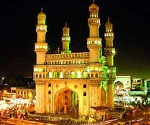#8 Hyderabad  Hyderabad is the capital of the Indian state of Andhra Pradesh. Hyderabad was established in 1591 CE by Muhammad Quli Qutb Shah. It remained under the rule of the Qutb Shahi dynasty until 1687, when Mughal emperor Aurangzeb conquered the region and the city became part of the Deccan province of the Mughal empire.   Picture Courtesy: Wikipedia