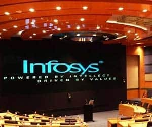 Infosys  Brokerage: Axis Capital  Rating: Hold  Target: Rs 2,400  Rationale: The December quarter is likely to be muted due to lower new deals and delay in the decision making cycles for large deals. Margin will also be subdued due to the lower than expected revenue momentum and salary hikes.