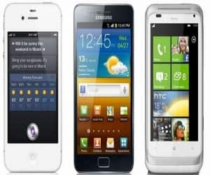 GSM and PDA Mobiles