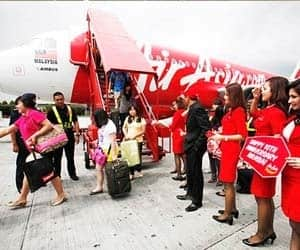 AirAsiaX flies 45 weekly flights out of India  AirAsiaX, Fernandes' low cost international airline launched flights to India in 2010.