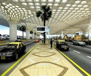 A six lane elevated road will lead passengers from the Western Expressway to T2 cutting down on travel time. When fully functional domestic flights too will be shifting to the terminal.