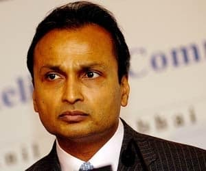 ANIL DHIRUBHAI AMBANI GROUP STOCKS ON BUYERS' RADAR   >Exit polls suggest that Samajwadi Party (SP) will be a leader in Uttar Pradesh >Anil Ambani was a Rajya Sabha MP and elected with help of party >ADAG group had been official choice under SP rule for setting up power plants in state >Reliance Infrastructure up 5.5%; Reliance Powerup 5%; Reliance Communications up 1.6%; Reliance Broadcast Network up 1.5%