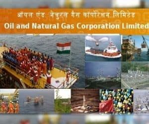 ONGC AUCTION ON MARCH 1; STOCK ENDS UP 3.5%