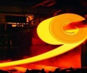 TATA STEEL SHOOTS UP 5%   >Share gains even after the company posted loss of Rs 687 cr in October-December quarter of FY12 (for the first time in more than two years) as against net profit of Rs 949 cr in a year ago quarter >It was because of higher raw material costs and weak prices in Europe >Stock may have seen short covering to gain 5.3% today (it had opened with 3% loss today)