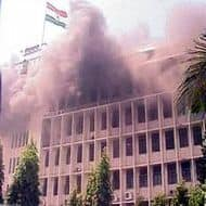 Fire breaks out at Mantralaya