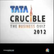 Tata Crucible Corporate Quiz 2012: Hyderabad final