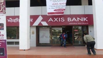 Sell Axis Bank on any rally, says Ashwani Gujral