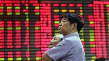 China stocks slump as selloff extends into second day