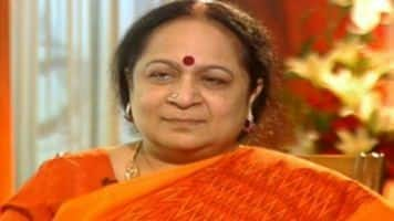 Jayanthi Natarajan quits as Union Minister for 'party work'