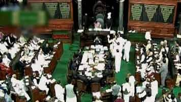15th Lok Sabha session ends, leaders speak in even tones