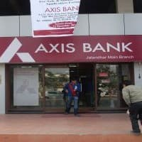 My TV : Axis Bank Q1 profit down 21% as provisions up 89%; NPA worsens