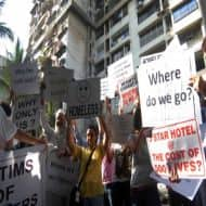 Campa cola: Builders not residents real guilty parties