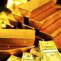 Gold sticks near three-month high as risk aversion in play