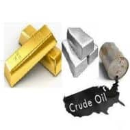 Commodity bets: Buy crude, zinc; sell gold & silver