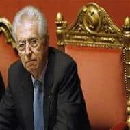 Monti vows to clean up company after CEO arrest