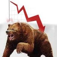 Market bleeds: Sensex nosedives 630pts, Nifty sheds 198pts