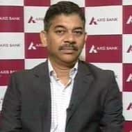 Interview With :    V Srinivasan, ED Corporate Banking of Axis Bank
