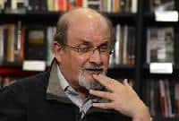 Salman Rushdie's journey from books to movie