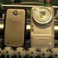 Tested: Samsung Galaxy S4 Zoom & S4 Mini