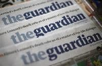 Britain's Guardian newspaper to cut costs by 20%