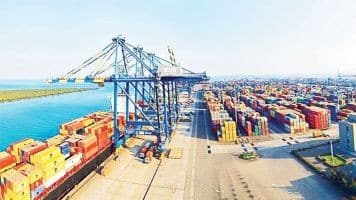 Kerala in pact with Adani for Rs 7,525 cr Vizhinjam port