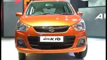 Maruti falls, to recall 33098 units of Alto 800 & Alto K10