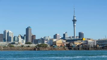 Travel Cafe - Getting lost in Auckland