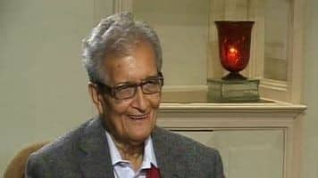 Academic freedom becoming alien thought in India: Amartya Sen