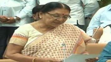 Modi to inaugurate Vibrant Gujarat Summit 2015: Anandiben