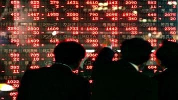 Shanghai Comp skids 7.6% to end at 8-month low