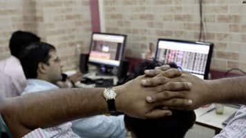 Sensex struggles at 27000; GSFC, HOEC most active on BSE