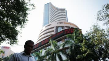 Nifty at 8750, Sensex falls 150 pts; RBI cuts SLR by 50 bps