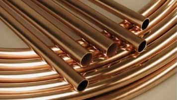 Copper futures slide 0.36% on muted demand