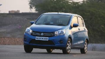 2014 Maruti Celerio India first drive and images