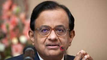 GDP revision: Chidambaram says credit is all UPA's