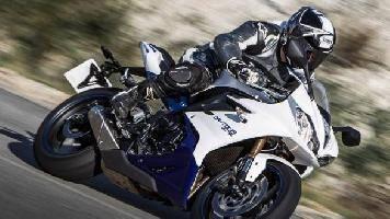 Triumph's latest: Daytona's high-end version Daytona R