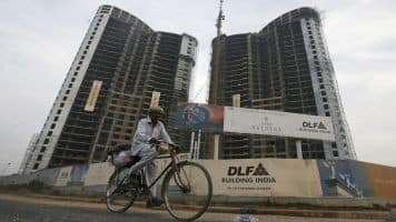 DLF down 6% on delay in Cyber City stake sale, poor Q3 nos