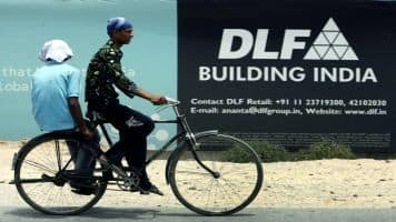 DLF up 1% as its net debt shrinks by over Rs 2500 cr