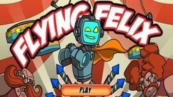 Taking a giant leap on new gaming app Flying Felix