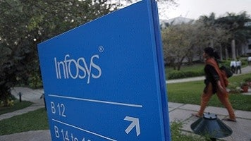 Look at Infosys, says Gautam Sinha Roy