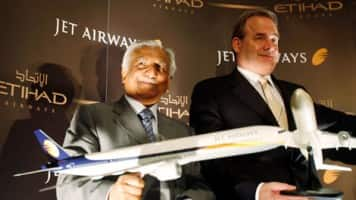 Etihad to operate A380s to India frm May;to fly on Jet code