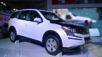 Auto Expo 2014: Mahindra XUV 500 hybrid showcased
