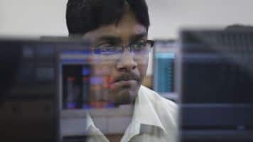 Sensex, Nifty end lower ahead of RBI meet; Mid, Smallcap up
